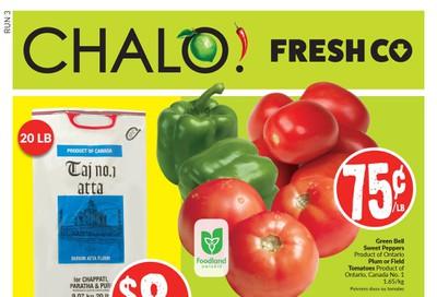 Chalo! FreshCo Flyer September 12 to 18
