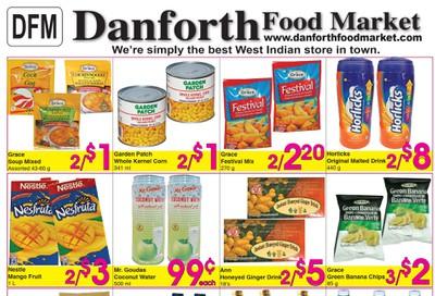 Danforth Food Market Flyer November 28 to December 4