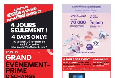 Pharmaprix Flyer November 30 to December 6