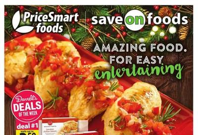 PriceSmart Foods Flyer November 28 to December 4