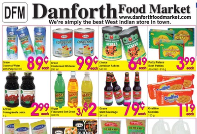 Danforth Food Market Flyer September 3 to 9