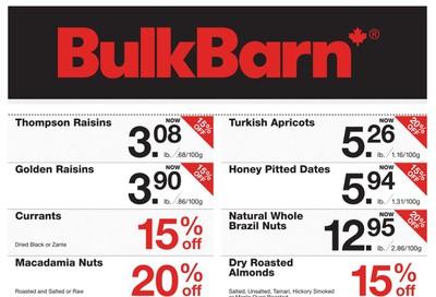 Bulk Barn Flyer November 28 to December 4
