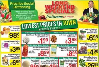 Fruiticana (BC) Flyer September 3 to 9