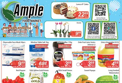 Ample Food Market Flyer September 4 to 10