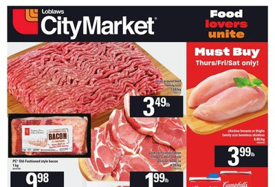 Loblaws City Market (West) Flyer September 12 to 18