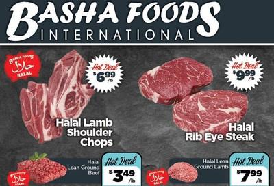 Basha Foods International Flyer September 4 to 17