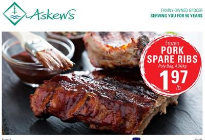 Askews Foods Flyer September 6 to 12