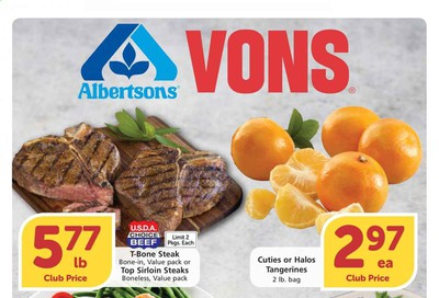Albertsons Weekly Ad September 9 to September 15