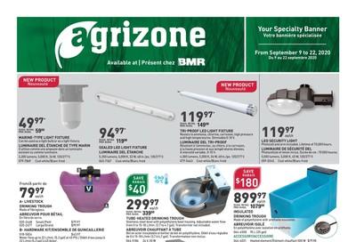 BMR Agrizone Flyer September 9 to 22