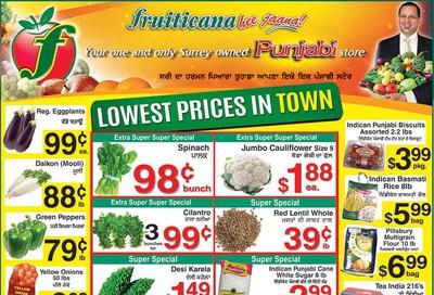 Fruiticana (BC) Flyer November 29 to December 4