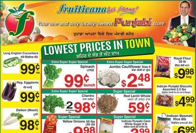Fruiticana (Calgary) Flyer November 29 to December 4