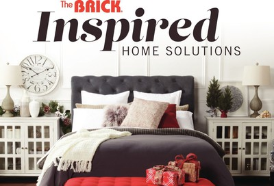 The Brick Inspired Home Solutions Flyer November 29 to December 24