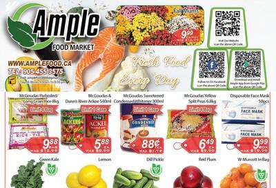 Ample Food Market Flyer September 11 to 17
