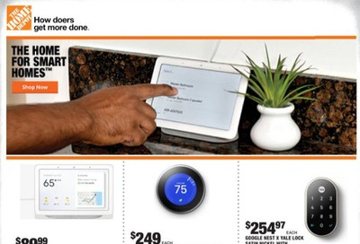 The Home Depot Weekly Ad September 10 to September 17