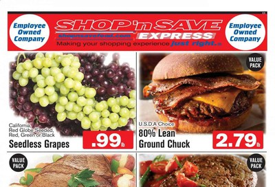 Shop 'n Save (Pittsburgh) (MD, PA, WV) Weekly Ad September 12 to September 18
