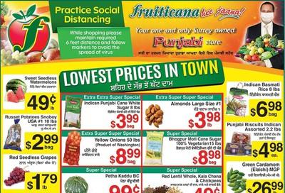 Fruiticana (BC) Flyer September 11 to 16