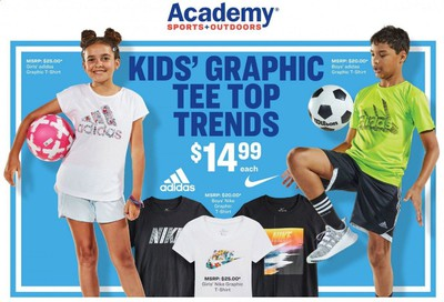 Academy Sports Weekly Ad August 31 to September 13