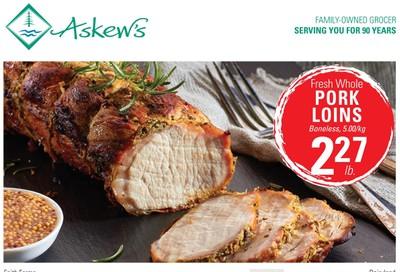 Askews Foods Flyer September 13 to 19