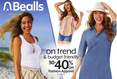 Bealls Florida Weekly Ad September 13 to September 19