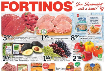 Fortinos Flyer September 17 to 23