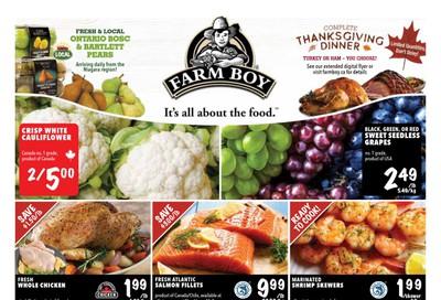 Farm Boy Flyer September 17 to 23