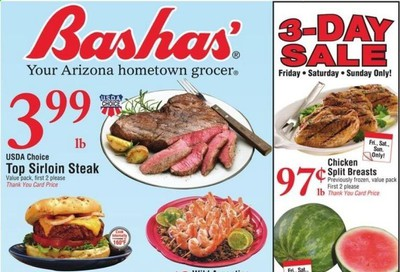 Bashas' (AZ) Weekly Ad September 16 to September 22