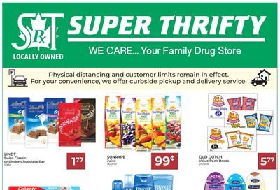 Super Thrifty Flyer September 16 to 26