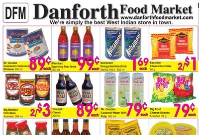 Danforth Food Market Flyer September 17 to 23