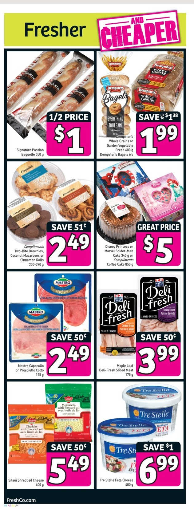 FreshCo Weekly Flyer (ON) May 30 to June 4 Canada