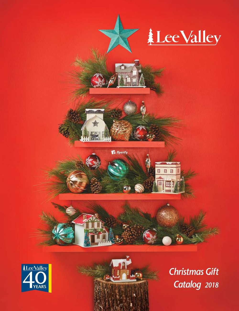 Lee Valley Tools Christmas Gift Catalogue 2018 Canada