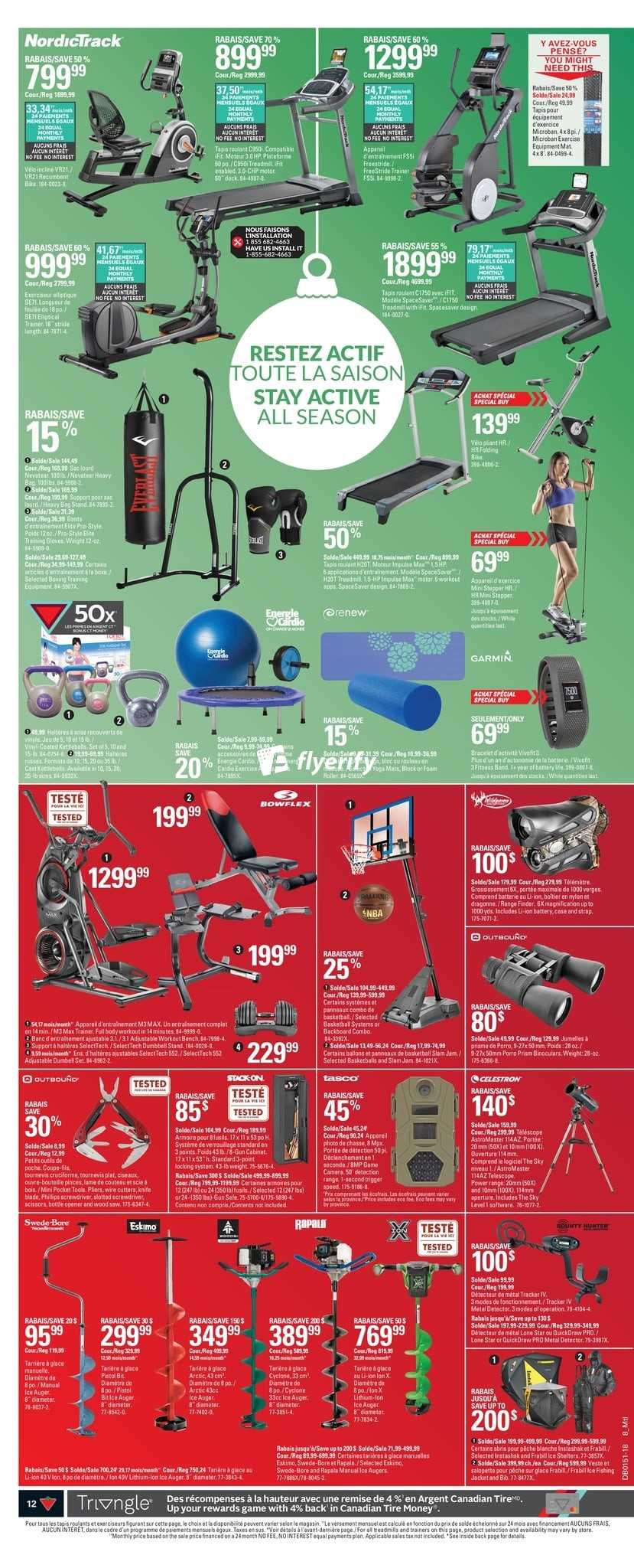 Canadian Tire (QC) Flyer December 13 to 24 Canada