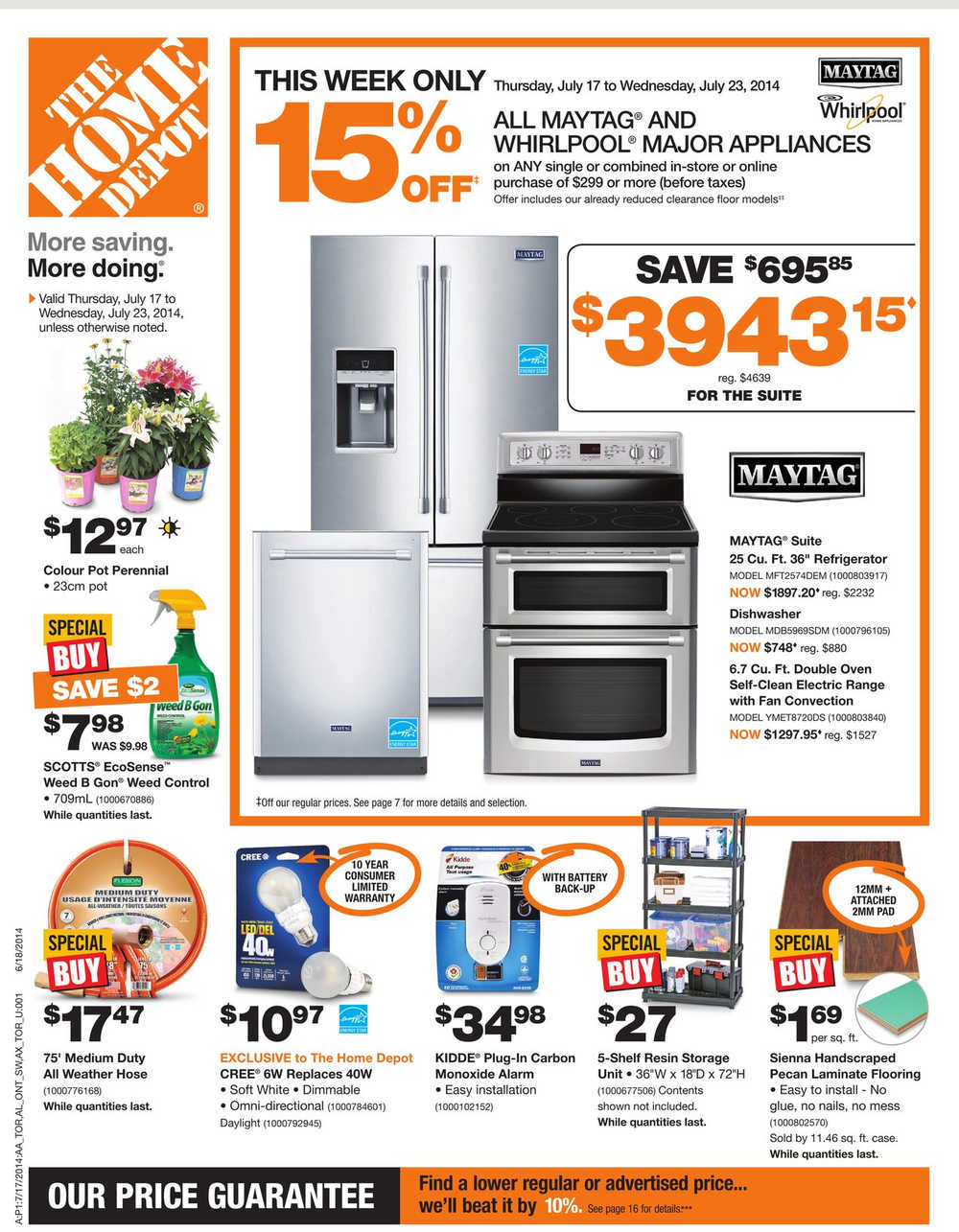 home depot 2 x 10 12 with Home Depot Flyer On July 17 To July 23 on plyRight 1096 Transmittal Tax Forms 8 likewise 46716861 additionally Piso Automotriz likewise Home Depot Flyer On July 17 To July 23 besides 300651032.