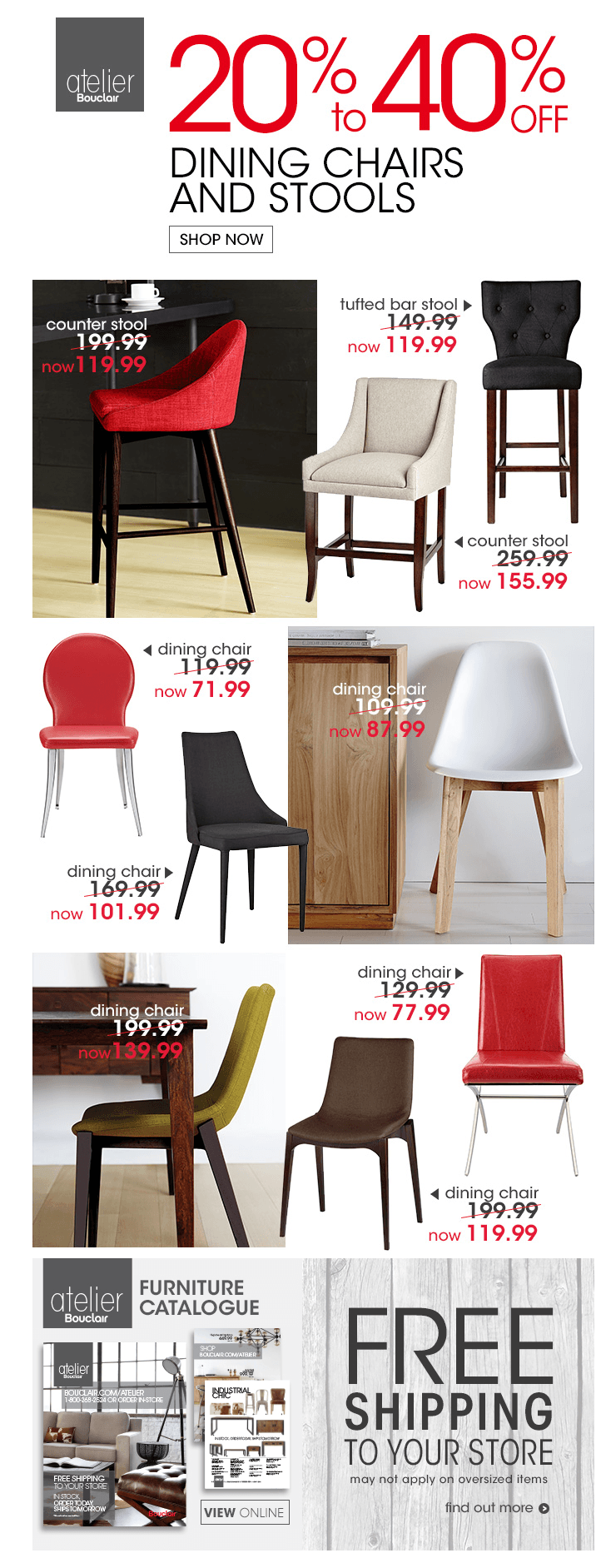 Strange Bouclair Flyer July 23 To July 29 Canada Gmtry Best Dining Table And Chair Ideas Images Gmtryco