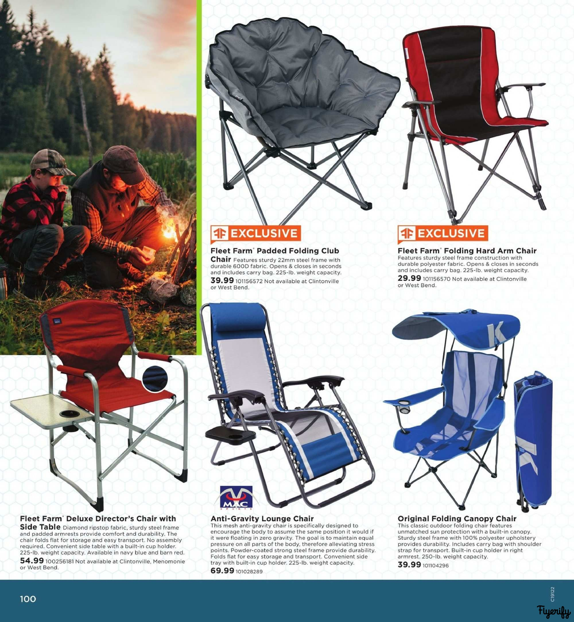 Phenomenal Fleet Farm Weekly Ad Flyer March 15 To July 5 Canada Creativecarmelina Interior Chair Design Creativecarmelinacom