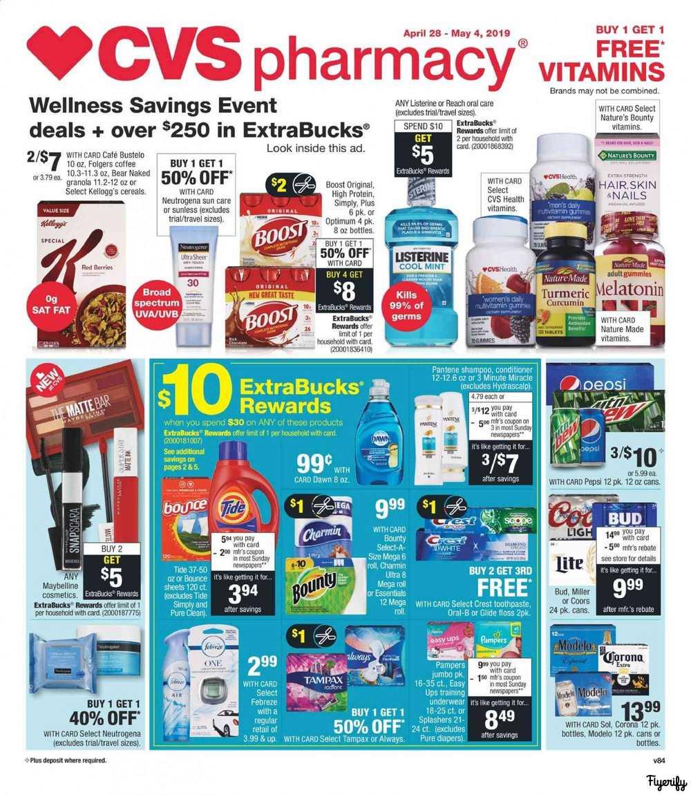 CVS Pharmacy Flyers