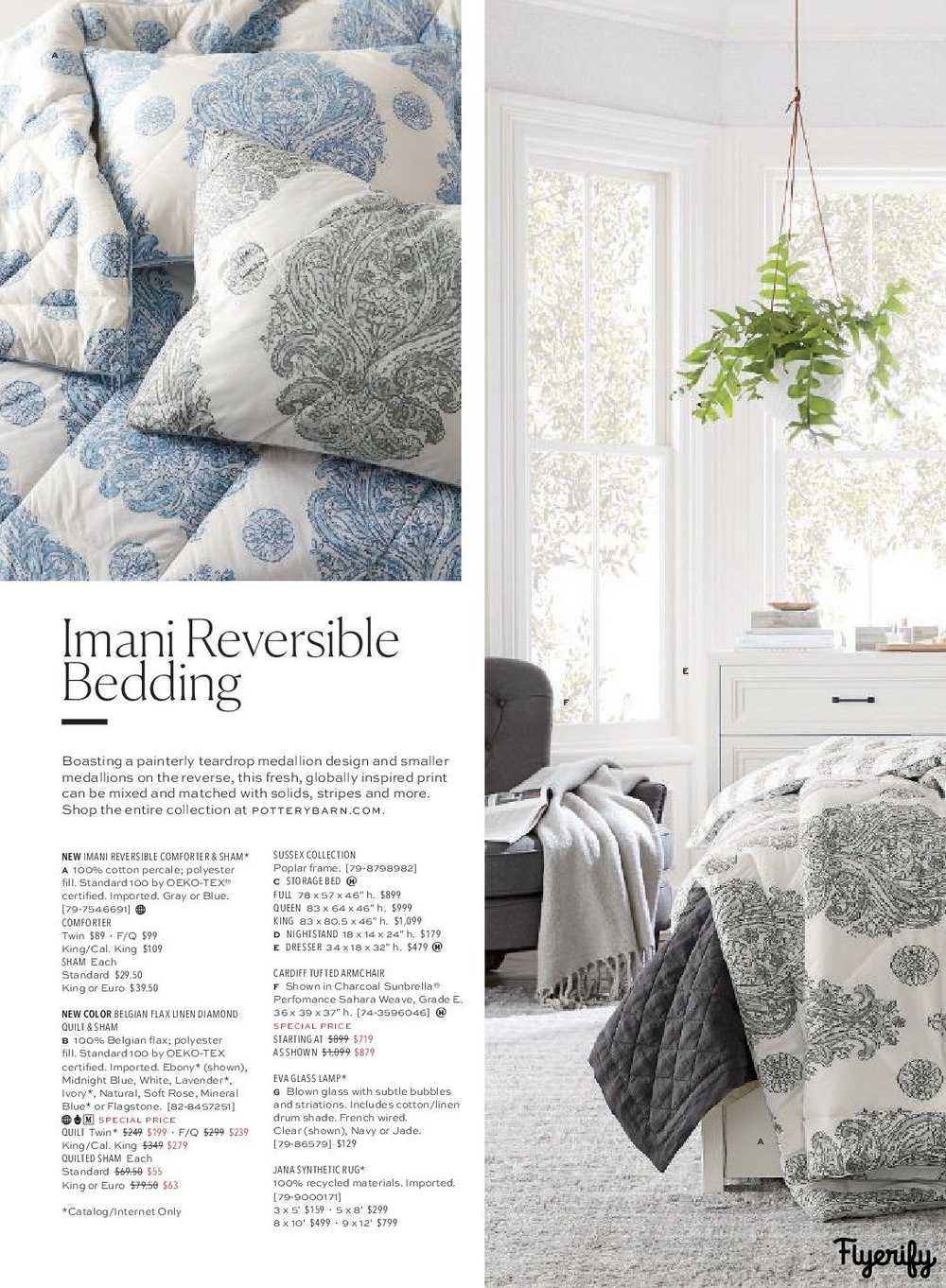 Pottery Barn Weekly Ad & Flyer June 14