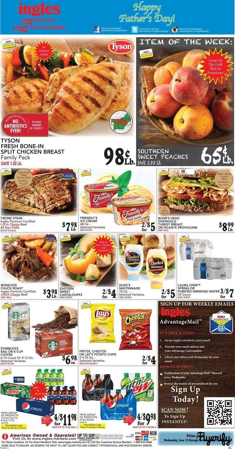 Ingles (SC) Weekly Ad & Flyer June 12 to 18 Canada