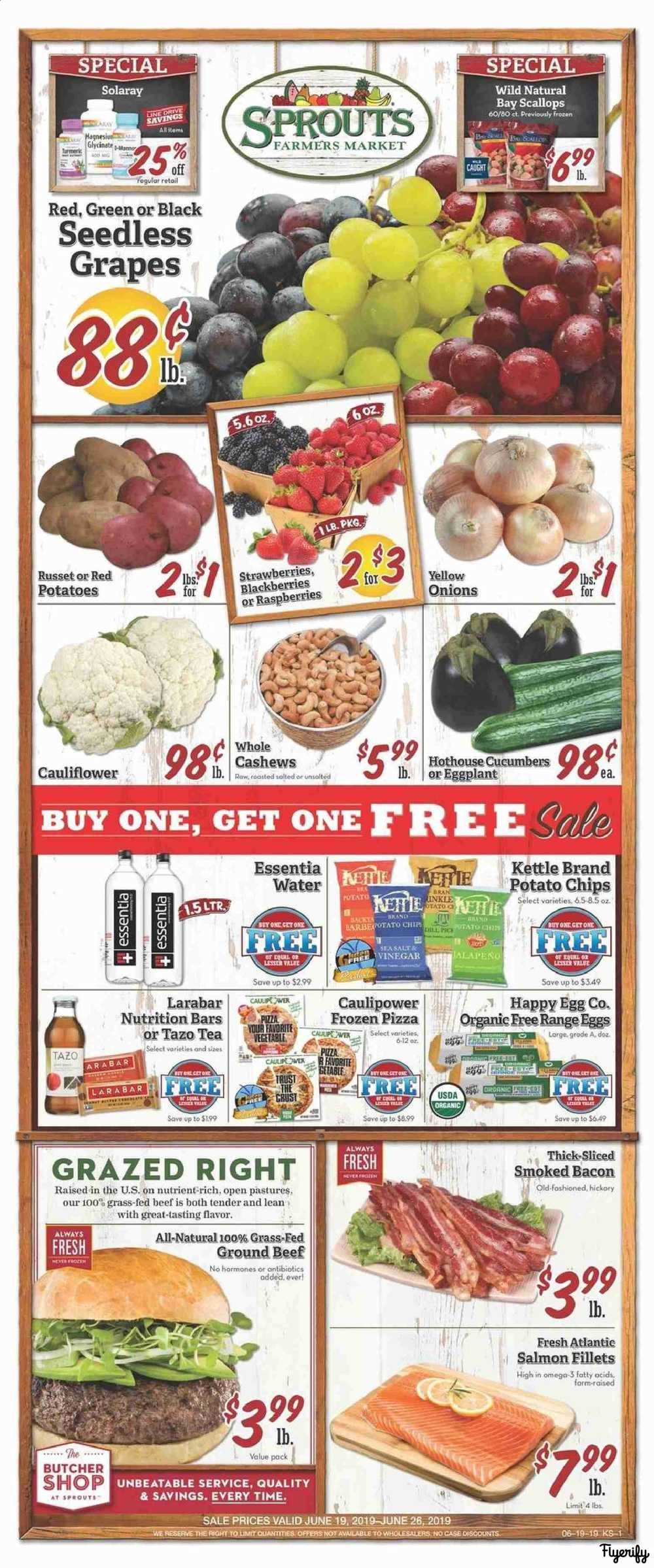 Sprouts Farmers Market Flyers