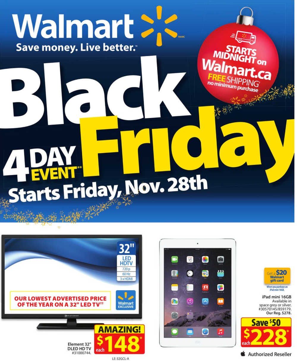 Nov 12,  · Walmart is remaking Black Friday by ditching doorbusters as part of a strategy to make holiday shopping easier for customers. Instead, it plans to .