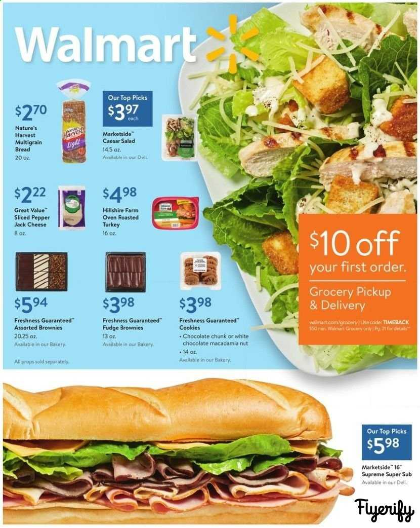 Walmart Weekly Ad & Flyer August 11 to 29 Canada