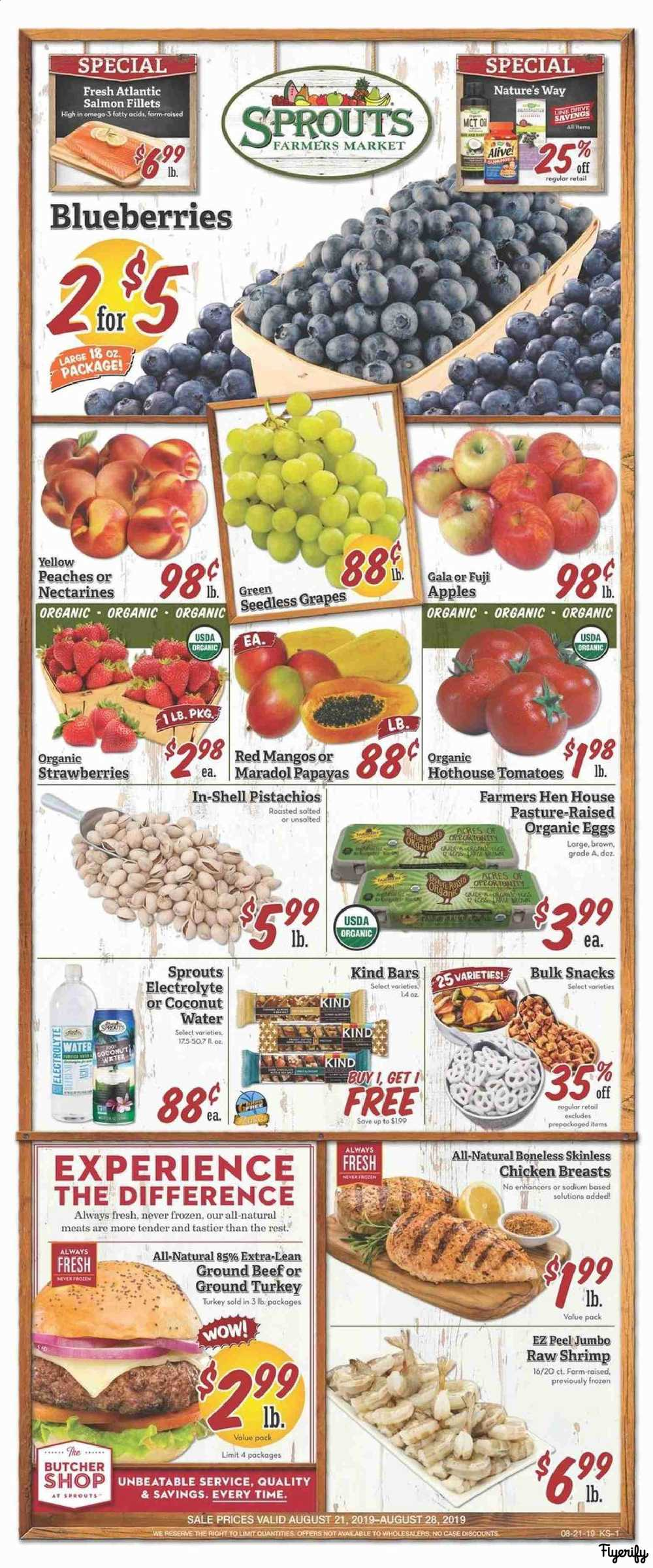 Sprouts (KS) Weekly Ad & Flyer August 21 to 28 Canada