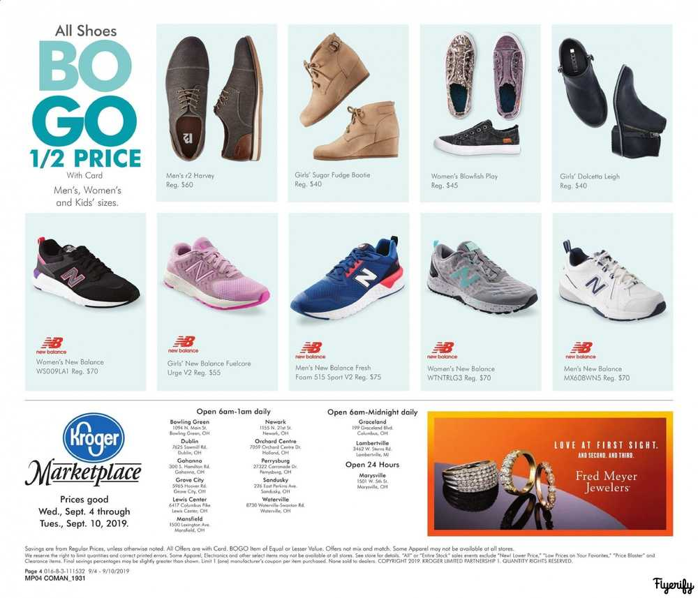 Kroger (Marketplace OH) Weekly Ad