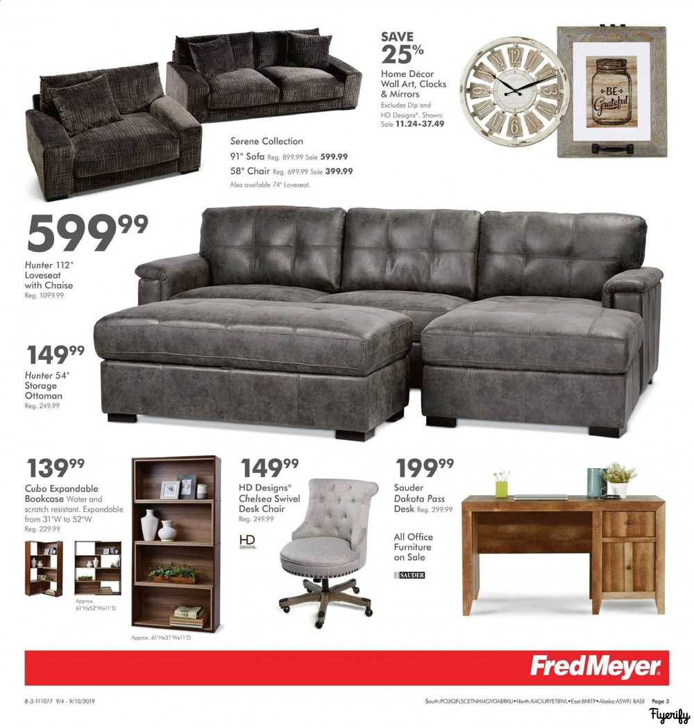 Fred Meyer Weekly Ad & Flyer September 4 to 10 Canada