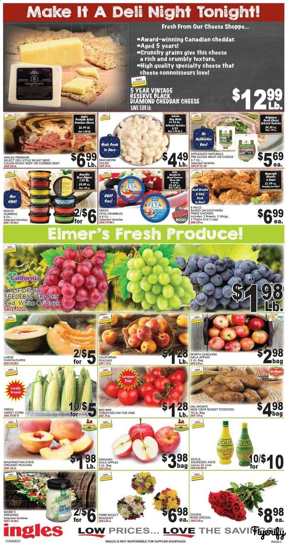 Ingles (NC - West) Weekly Ad & Flyer September 4 to 10 Canada