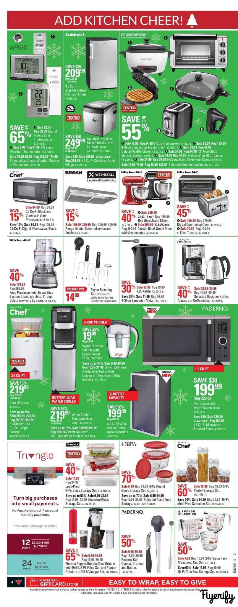 Canadian Tire Toaster Sale All About Image Hd