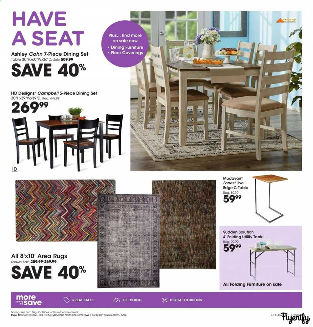 Fred Meyer Weekly Ad Flyer April 1 To 7 Canada