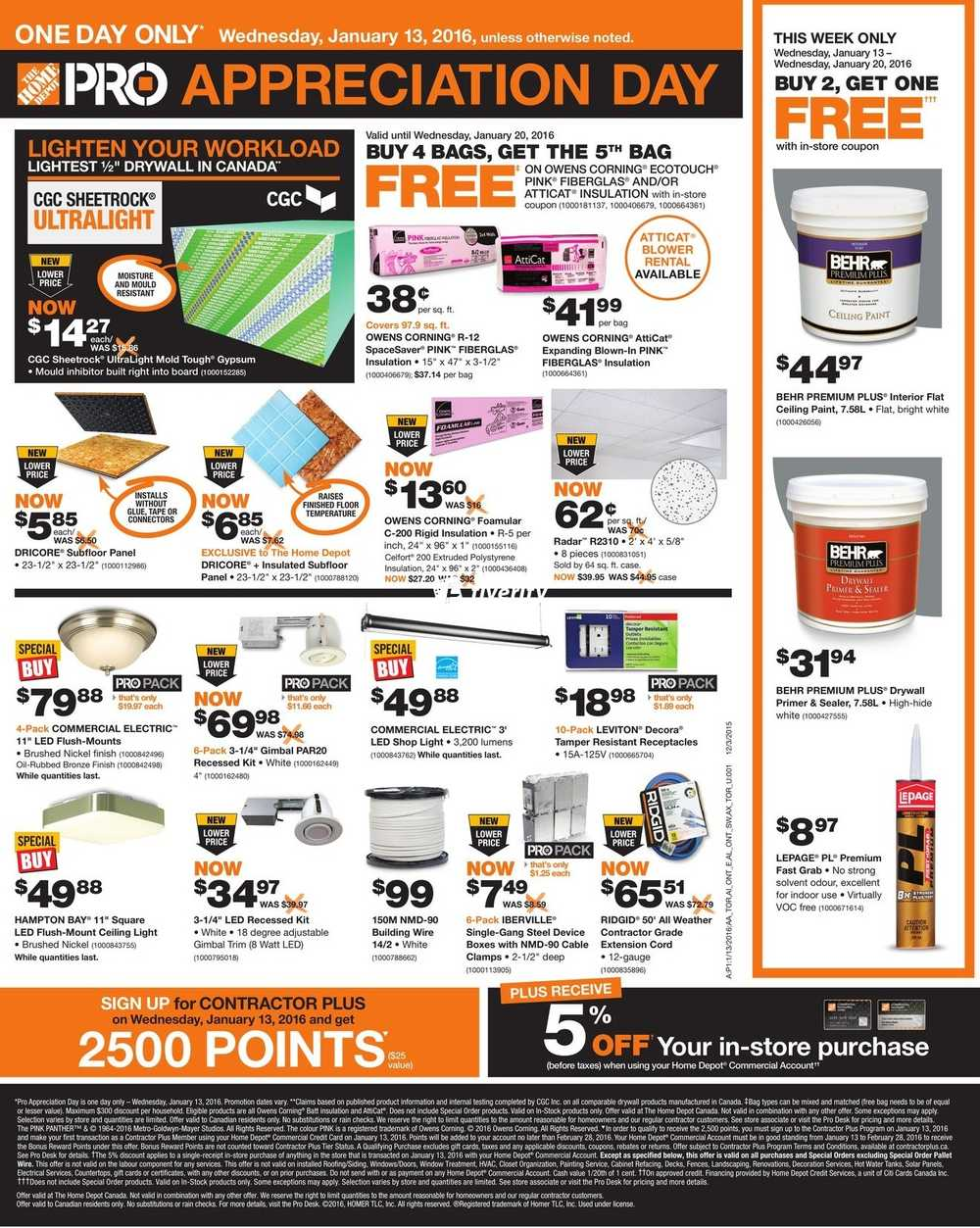 Home Depot Commercial : Home depot commercial account