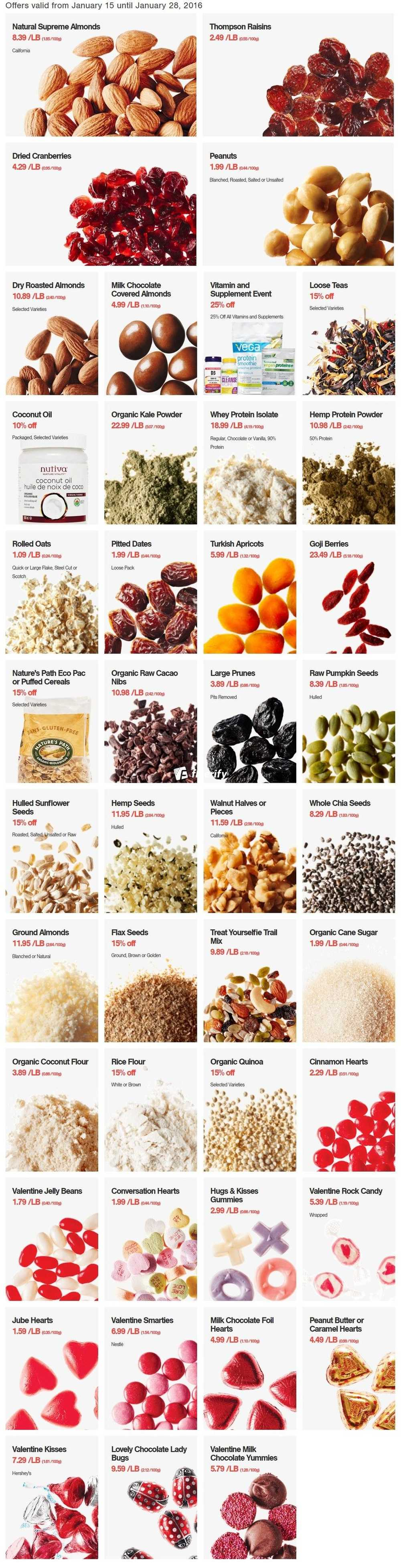 Bulk Natural Foods Canada