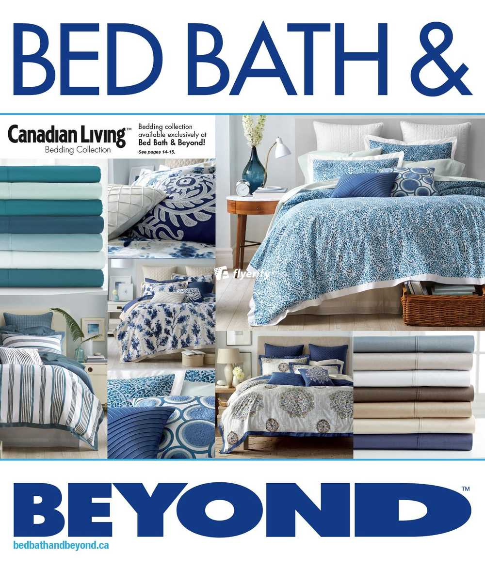 Bed Bath & Beyond Flyers