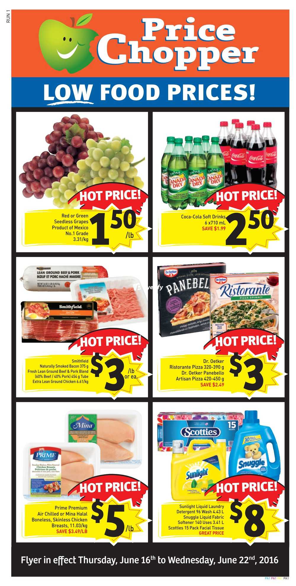 Price Chopper Flyer June 16 To 22 Canada